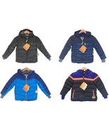 NWT C9 Champion Advanced Performance Boy Puffer Jacket Warm Winter Coat ... - $44.99