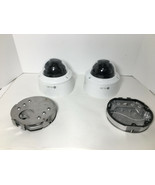 Lot of 2 Alibi ALI-NS2122VR 2MP IP Dome Security Camera Untested - $157.41