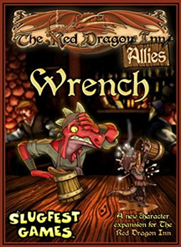 Primary image for Slugfest Games Red Dragon Inn: Allies Wrench Card Game
