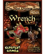 Slugfest Games Red Dragon Inn: Allies Wrench Card Game - $24.45