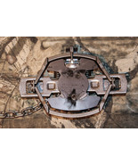 Expand-A-Pan MB550 Weld-On  Pan Trap Trapping Duke Bridger Triggers - $12.86+