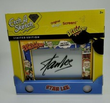 Etch A Sketch Stan Lee Excelsior! 60th Anniversary Limited Edition Marvel Comics - $21.99