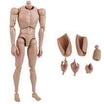 "1:6 Scale Wide Shoulder 12"" Action Figure Male Body for TTM18 TTM19 Hot ... - $23.00"