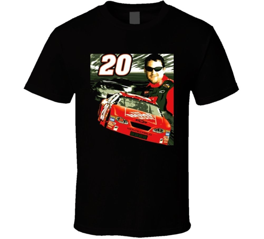 Primary image for Tony Stewart Car Racing T Shirt