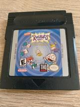 Nintendo GameBoy Nickelodeon Rugrats: time Travelers image 1