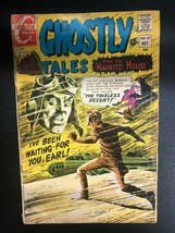 GHOSTLY TALES #63 (1967) Charlton Comics VG - $9.89