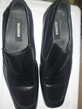 Steve Madden Make Black Oxfords, Men's Size 12 M - $17.82