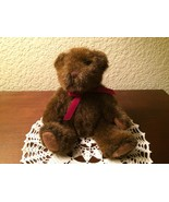 RETIRED Hallmark Rothschild Brown Bear - $10.00