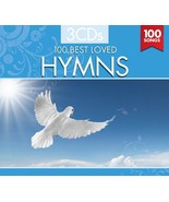 100 BEST LOVED HYMNS 3 CD Music Collection: Spiritual and Popular Christ... - $94.19
