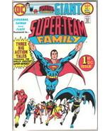 Super-Team Family Comic Book #1 DC Comics 1975 FINE - $8.79