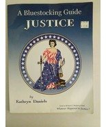 A Blue Stocking Guide JUSTICE By Kathryn Daniels Paperback 95 Pages - $11.39