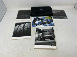2014 Ford F-150 F150 Owners Manual Set with Case OEM Z0A0554 - $59.39