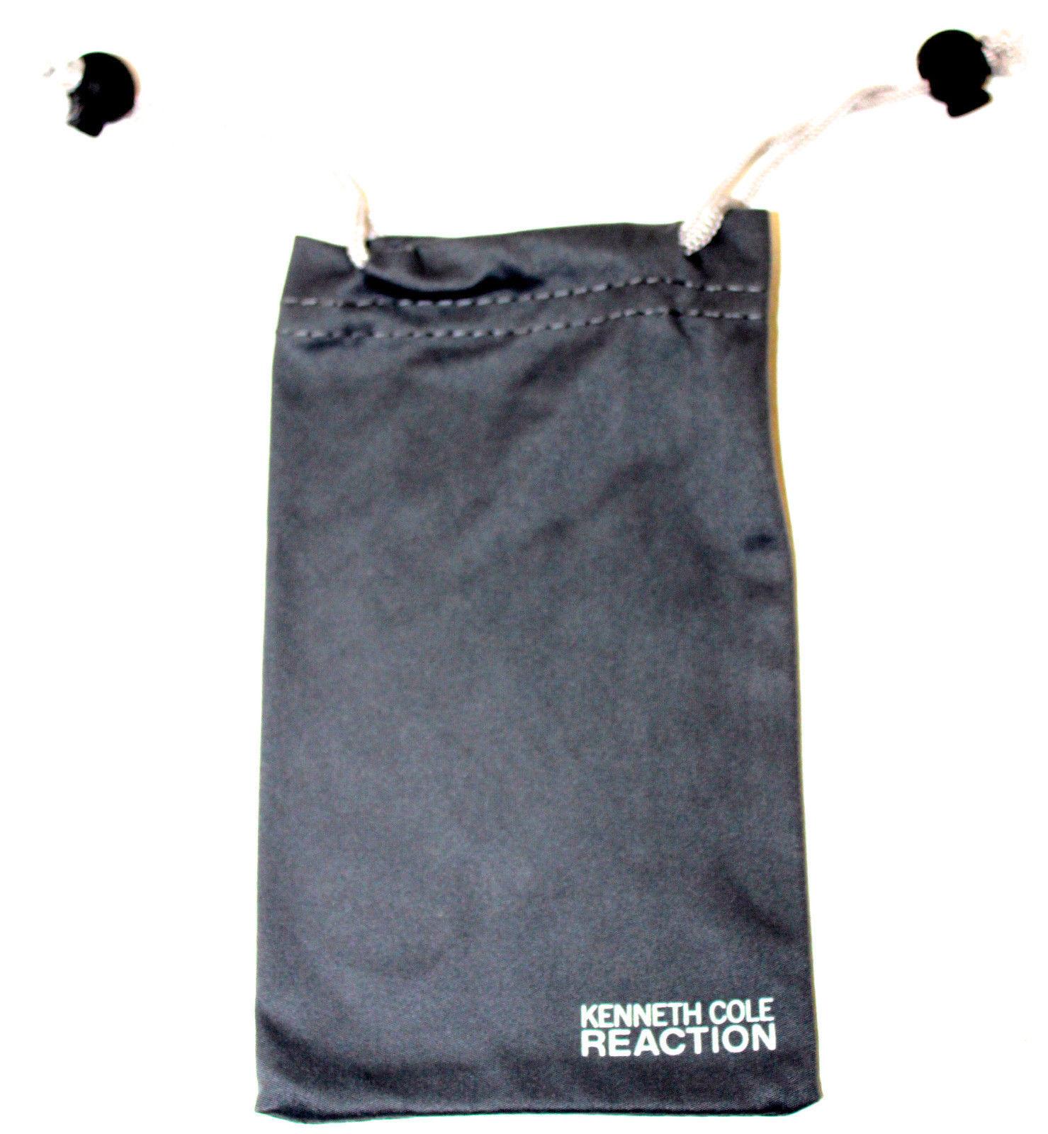 Kenneth Cole Reaction Mens Plastic Sunglass Black Fade, Gradient KC1290 5B image 6
