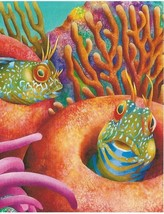 Sea Creature Coral Reef Ocean Sea Seaside 100 pc Bagged Boxless Jigsaw P... - $10.00