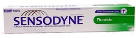 Sensodyne Fluoride Toothpaste Tube 75 Ml for Daily Protection - $29.37