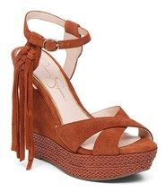 Women Jessica Simpson Ingrim Platform Sandals, Sizes 5.5-9 New Luggage J... - $89.95