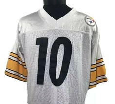 Vintage Starter Jersey Pittsburgh Steelers Kordell Stewart 10 Large NFL ... - $39.99