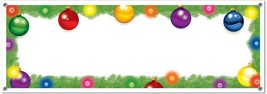 Holiday Sign Banner Case Pack 12 - £55.65 GBP