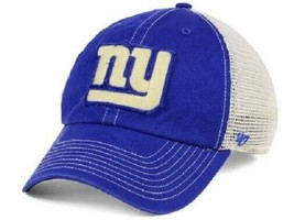 New York Giants NFL 47 Brand Canyon Mesh Snapback Hat - $18.76