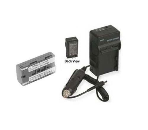 Battery + Charger for Samsung VP-L770 VP-L800 VP-L850 VP-L870 VP-M50 VP-M51 - $31.49