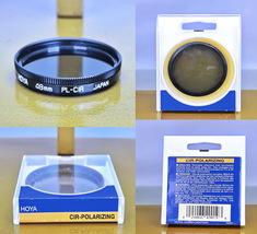 Hoya 49mm CPL Circular Polarizing / Polarizer CIR-PL - $16.88