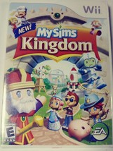 My Sims Kingdom w/Strategy Guide (Nintendo Wii, 2008) - Factory Sealed - $14.00