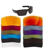 Ersatzgläser für Oakley Eyepatch 2 Sonnenbrille Anti-kratzer Mehrfarbig - $12.87+