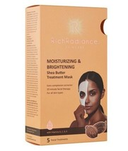 RICH RADIANCE SKINCARE Moisturizing & Brightening Shea Butter Treatment ... - $11.99