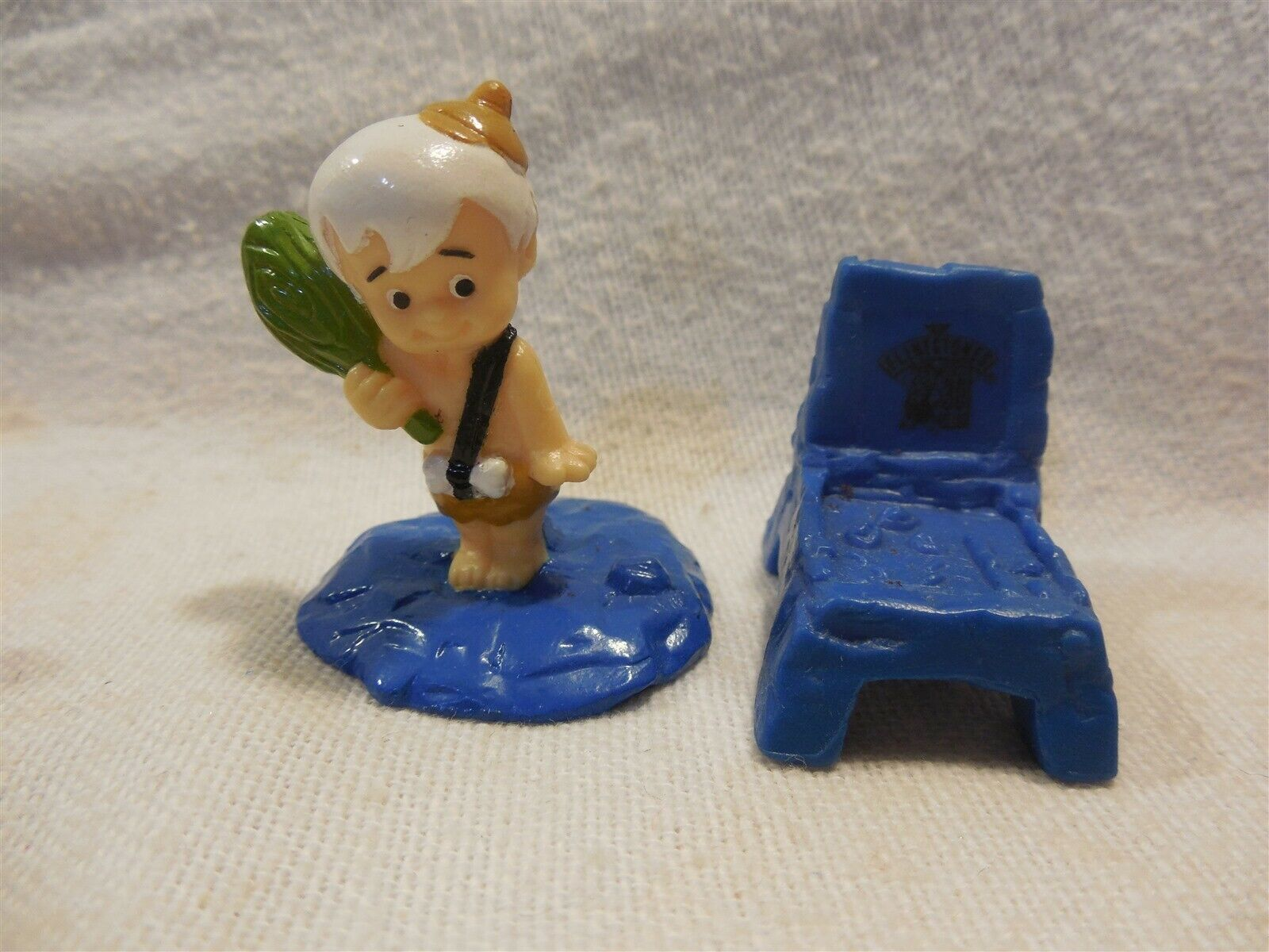 Flintstones 1991 Hardee's Complete Kid's Meal Premium Set of 5