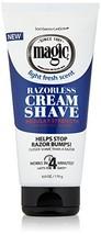 SoftSheen Carson Magic Regular Razorless Cream Shave 6 Oz Pack of 6