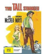 THE TALL STRANGER  Joel McCrea  Virginia Mayo  Western  ALL REGION DVD - $16.90