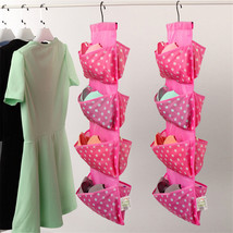 Home Storage 12 Pockets With Hook Wall Door Hanging Storage Bag Organize... - €7,09 EUR