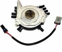 Optispark Spline Drive Distributor Spark Plug Wires Chevy Chevrolet GMC  LT1 LT4 image 3