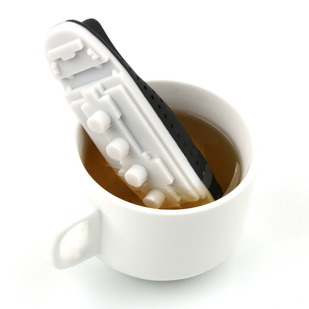 RMS Titanic Silicone Tea Infuser Ship White Star Line Interest RMS Olympic - $6.92