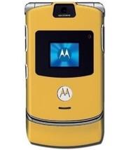 2018 ORIGINAL Motorola V3 Razr Gold 100% UNLOCKED 2G Mobile Phone WARRAN... - $39.45