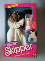 AA HOMECOMING QUEEN SKIPPER Teen Sister of Barbie #2390 1988 Mattel NRFB - $44.55
