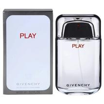 Givenchy Play for Men 3.4 Ounce EDT Spray - $92.00