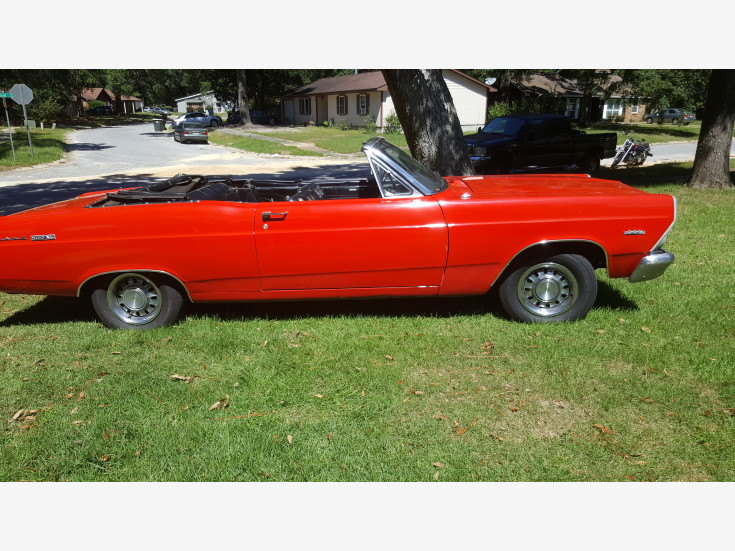 1966 Ford Fairlane For Sale In Meadows Place, TX 77477