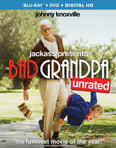 Bad Grandpa-Jackass Presents (Blu-Ray/DVD Combo W/Digital Hd)
