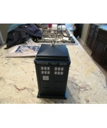 """Police Public Call Box , Dr. Who Theme Song , Battery Operated , 9""""X6""""X6"""" - $25.00"""