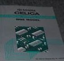 1993 Toyota Celica Full Color Brochure St Gt And 50 Similar Items
