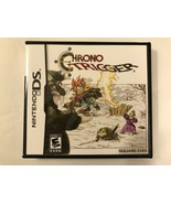 Chrono Trigger - Nintendo DS - Replacement Case - No Game - $7.91