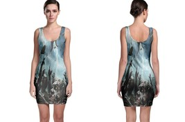 Zombie Apocalipse Bodycon Dress - $20.99+