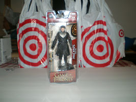 "Jon Snow (Game of Thrones) 6"" Action Figure McFarlane - $19.99"