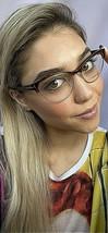 New Tom Ford TF536552 54mm Cats Eye Women's Eyeglasses Frame Italy - $199.99
