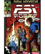 Psi-Force #7 [Comic] [Jan 01, 1987] David Miche... - $1.95