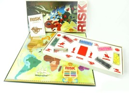 RISK strategy Board Game Parker Brothers complete vintage 1975 rare - $40.00