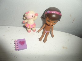 Doc Mcstuffins Mini Lambie With Notepad - $3.96