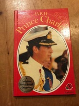 "1981 1ST EDITION ""HRH PRINCE CHARLES"" LADYBIRD BOOK (50p NET) WITH PEN W... - $1.90"