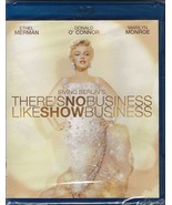 There's No Business Like Show Business (1954) Blu-ray Marilyn Monroe SEALED - $11.29